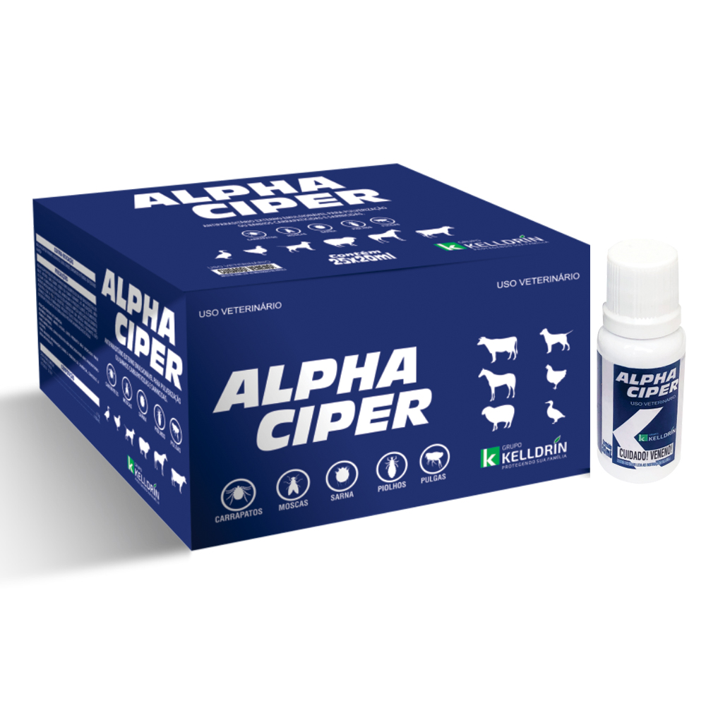ALPHA CIPER 20ml - KELLDRIN